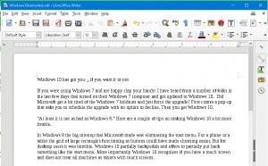 LibreOfficeWrite